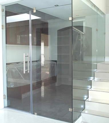 Gallery Frameless Glass